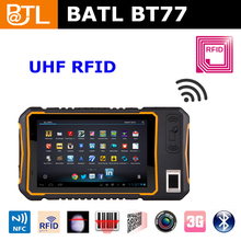GA BATL BT77 loudly speaker 7inch HD screen tablet with UHF RFID, for Ship Loading & Stability System