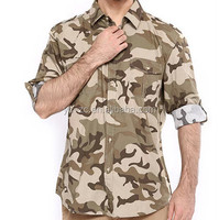 Garment wash new style custom descente military style shirts yancheng machinery rock chang