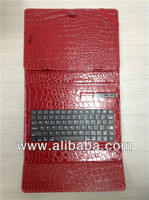 "10"" Universal Tablet Case Cover with Bluetooth Keyboard"