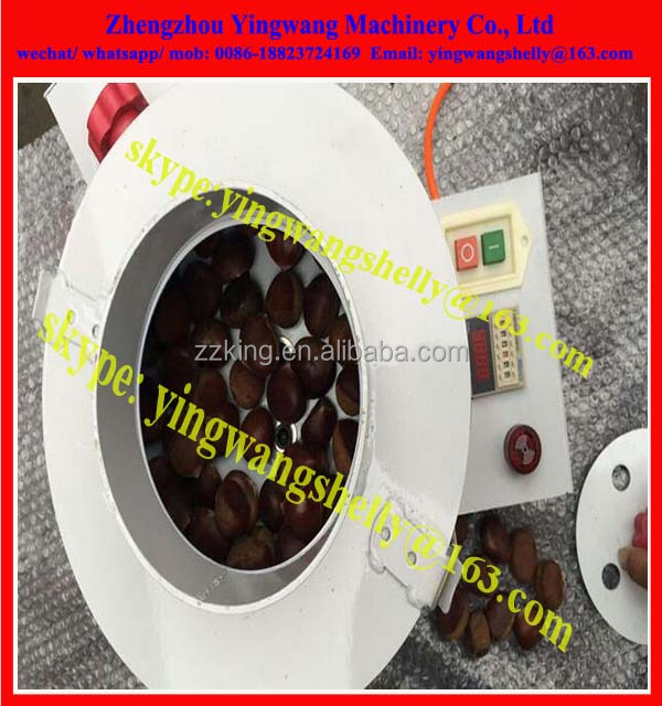 Chestnut Peeler Machine/Chestnut Skin Peeling Machine/Chestnut Skin Removing Machine