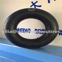 1200R20 high quality butyl inner tire tube