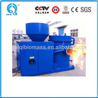 HQ-LJ wood Pellet biomass Burner / biomass gasifier for Drying