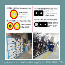 Optical Fiber Secondary Coating Line,Loose Tube Cable Making Equipment