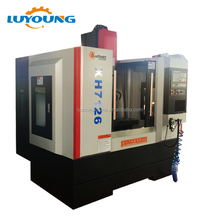 XK7126 China high quality cnc milling lathe machine for training