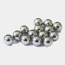 SS304 3.175mm steel balls for ball mills