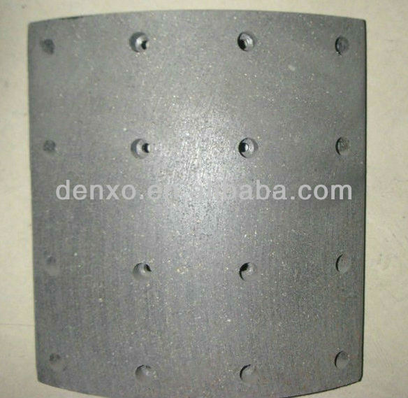 19933 S cania Brake Lining for Truck