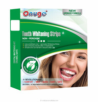 alibaba express Non peroxide Teeth whitening strip for teeth beauty