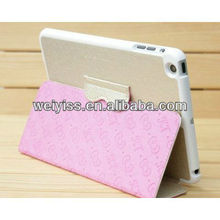 For iPad Mini Case with Hello Kitty Pattern