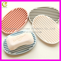 Factory low price travel silicone rubber soap holder Dongguan soap holder