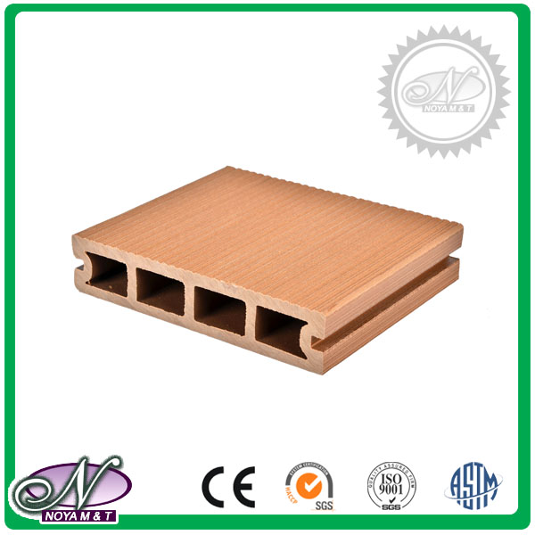 Multifunctional WPC noble house flooring with high quality