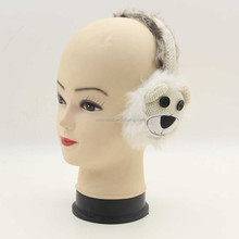 Acrylic earmuff keeping warm kid earmuff