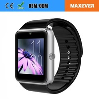 Fashion Design Rubber Material Smart Watch GT08