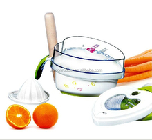 2014 New design baby multifunctional food processor set,baby food mill D6301