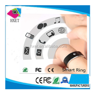 Newest NFC Smart Bluetooth Ring Magic Ring for Samsung/HTC/LG/HUAWEI,smart ring for smart phone