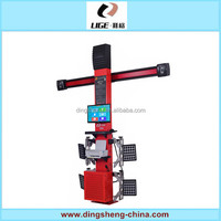 LIGE easy operate miller wheel balancing alignment machine price DS-6