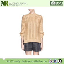 wholesale warm soft original popular latest designs woman sweater