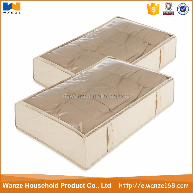 2015 Popular High Quality advantages Price Durable Under Bed Storage Bags