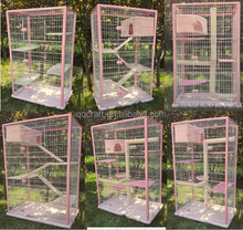 New Design Cat Cages With Scratching Post Indoor Cat Kennel Cages