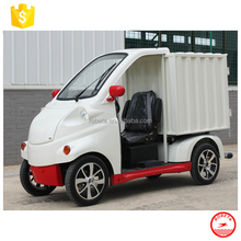 China mini electric van truck for marketing uses