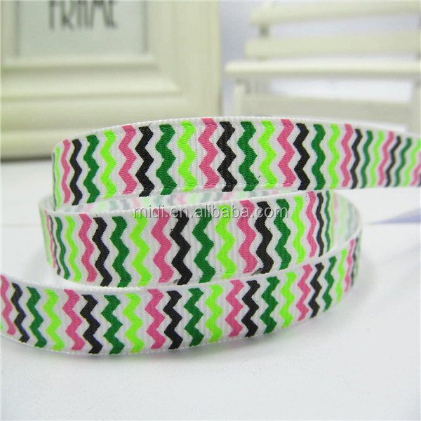 hot promotion new design chevron printing tape