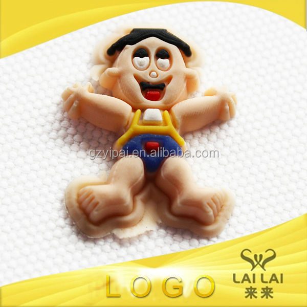 Eco-friendly security silicone rubber case custom famous brand logo printing for kids baby