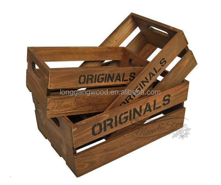 Made in china hot sale wholesale customized best price for Where to buy old crates
