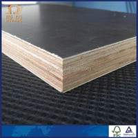 smooth surface film faced suttering plywood for concrete formwork