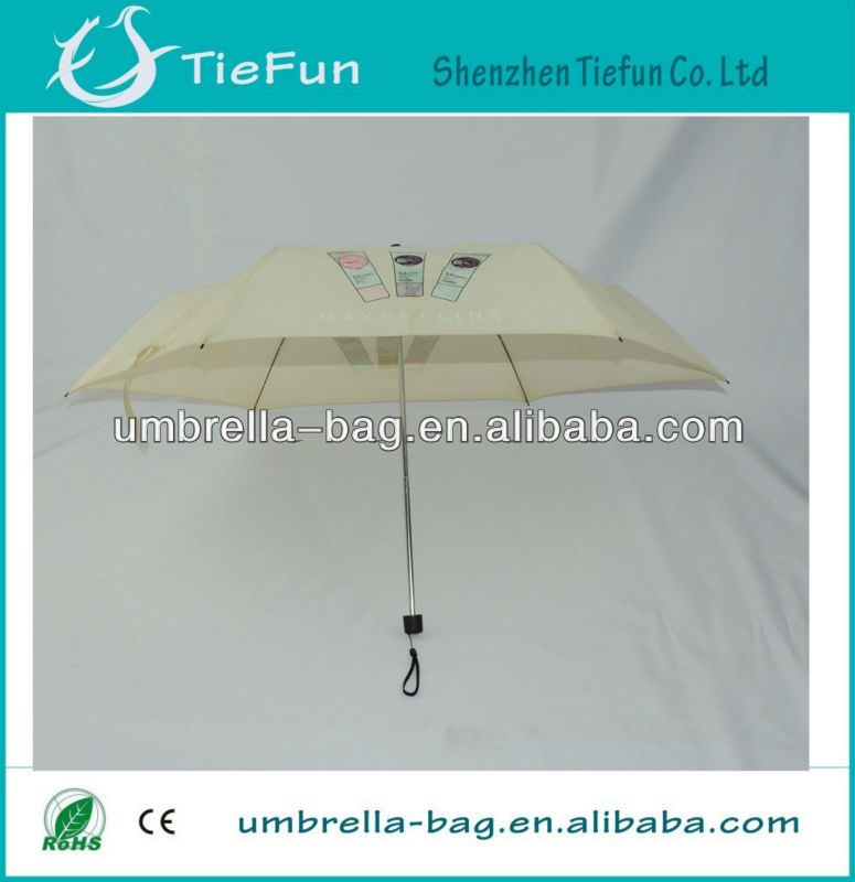 color change 3 fold umbrella magic umbrella when wet