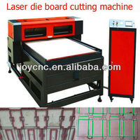 laser die board cutting machine JOY1326