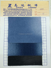 raw denim twill canvas certified organic cotton denim fabric for all kind of bags