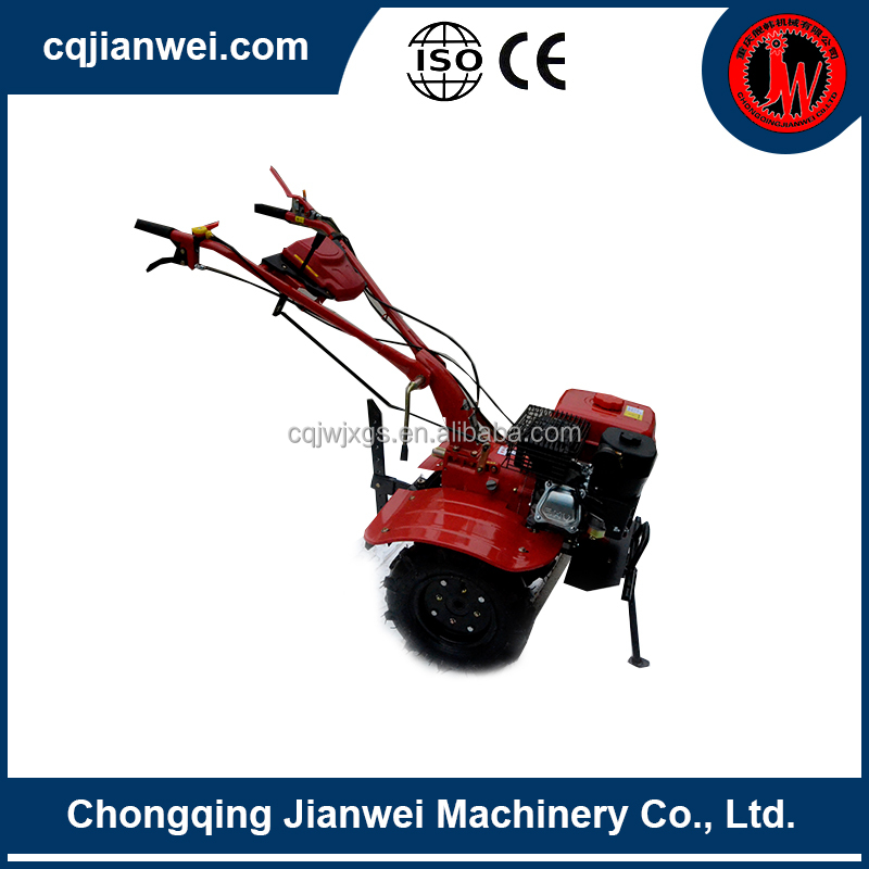 hot seller Mini Power Tiller cultivator /Green Machine Tiller/Hand Tiller