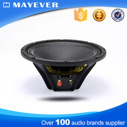 10HPL64-8 power 250w hot sale dj bass professional spl subwoofer 10 inch for Q1