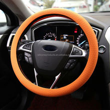 "Silicone Soft Grip Ergonomic Car/Truck 15"" Steering Wheel Cover"