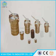 Customizable volume from 25ml to 500ml high pressure vessel for chemical reaction