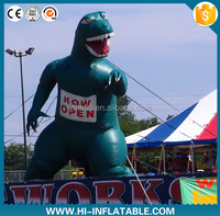 Cartoon Figures Inflatable Dinosaur,dragon inflatable cartoon,giant inflatable animals