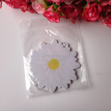 Good quanlity new arrival fragrance paper hanging car air freshener for promotion gifts