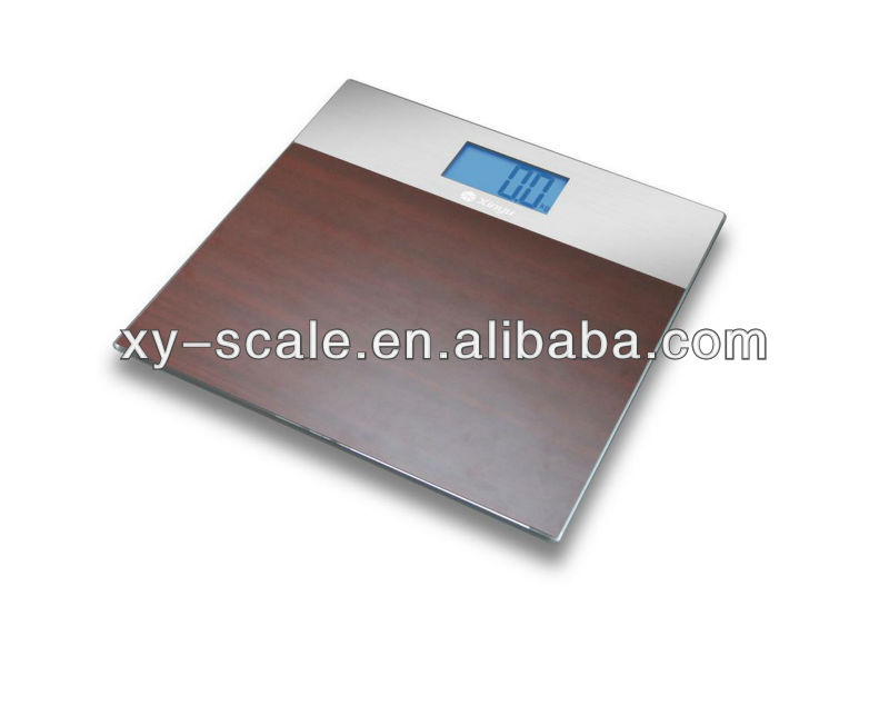 Electronic body scale / Fire-proof plate 2014 new electronics
