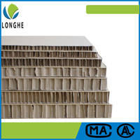 Paper Honeycomb Steel Sandwich Wall Panel for coldroom/cleanroom