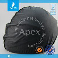 New Design Printed Drawstring Microfiber Polyester Helmet Bag
