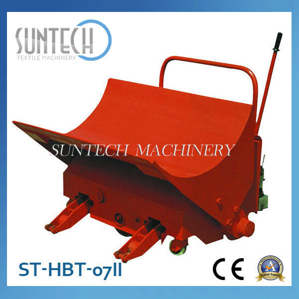 SUNTECH ST-HBT-07II Hydraulic Fabric Pack and Roll Trolley