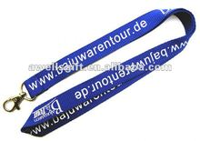 cheap printed lanyard