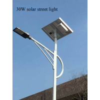 Energy Saving Solar Power 30W Led