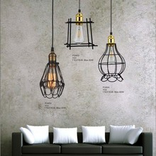 Lighting Design Of Vintage E27 Pendant Light