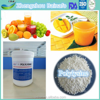 Best selling food additives and preservatives E-polylysine
