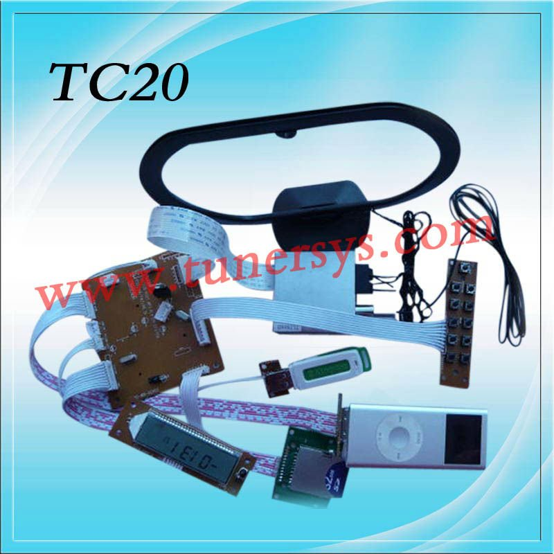 TC20 USB SD for apple ipod mainboard MP3