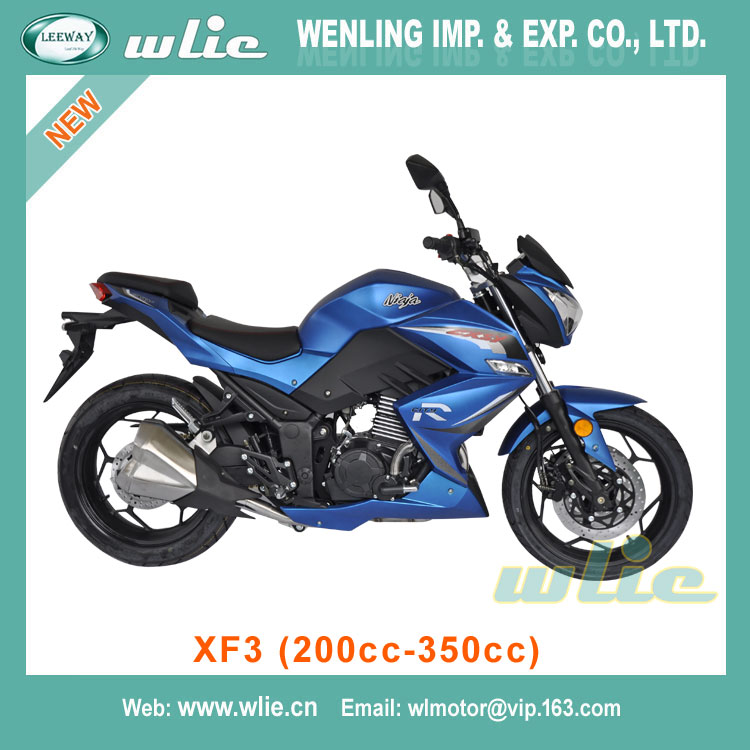 Factory price sport motorcycles motor bike 125 cc CHEAP street racing motorcycle XF3 (200cc, 250cc, 350cc)