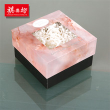 Alibaba China luxury fashion printing hard paper gift box
