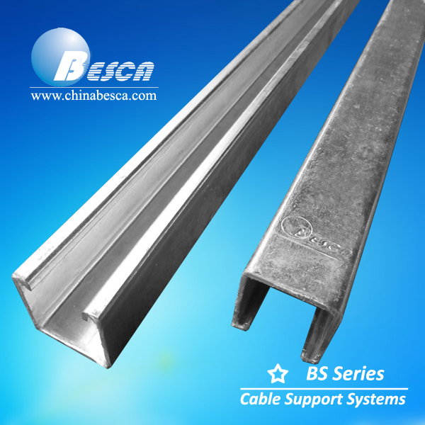 Factory supplier galvanized steel c channel,c channel steel price