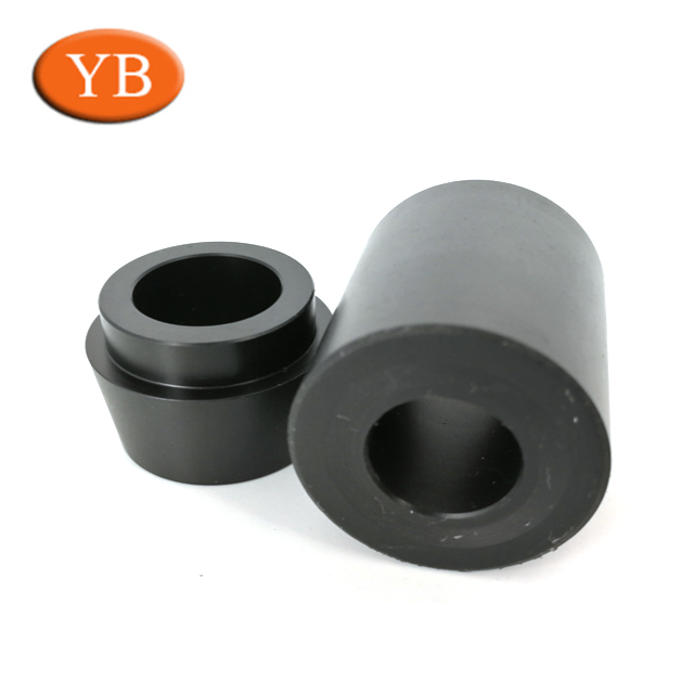 OEM high Precision CNC Mechanical Part /Cnc Machining Black Derlin/POM Accessories
