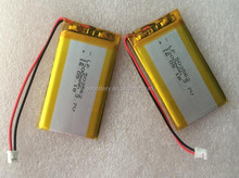Li ion 4.2v battery 1200mah